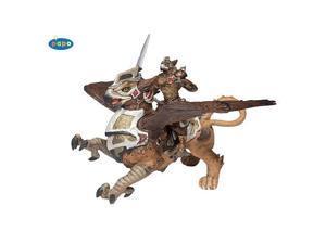 Papo Bird Man And War Griffin Figurine