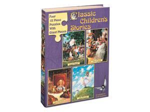 Classic Children's Stories Puzzle II - Humpty Dumpty: 48 Pcs
