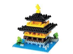NanoBlock Building Set - Kikaku-Ji