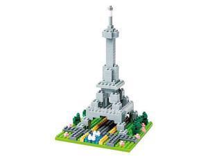Eiffel Tower 200 Piece Nanoblock Puzzle by Ohio Art Company