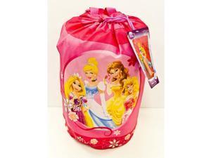 Disney Princess Slumberbag w/ Backpack Case