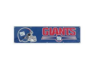 The Party Animal NFL 8 foot Banner - New York Giants