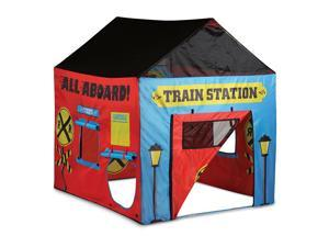 Pacific Play Tents Train Station House Tent