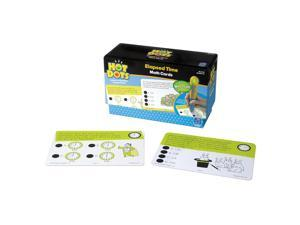 Educational Insights Hot Dots Elapsed Time Cards