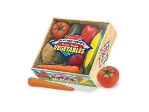 Melissa and Doug: Play Time Vegetables