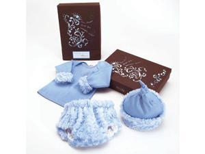 Bloomers Baby Boys 'The Birth Day Box' Gift Set - Blue 0-3 Months