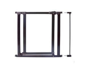 Evenflo Embrace Series Decor Distinction Clear Panel Walk-Thru Gate