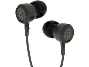 Audiofly AF33 In-Ear Headphones Earbuds Earphones Slycat Black Authorized Dealer