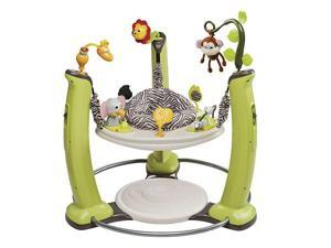 ExerSaucer Jump and Learn Jumper Jungle Quest Activity Center