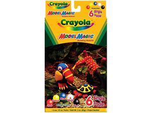 Crayola Model Magic 3 Ounces - Primary