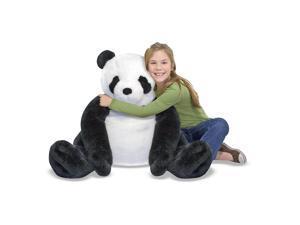 Melissa & Doug Lifelike and Lovable Plush Panda