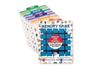 Melissa & Doug Travel Game - Win Memory