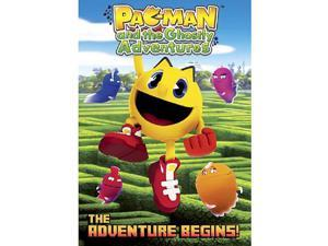 Pac-Man & The Ghostly Adventures: The Adventure Begins DVD