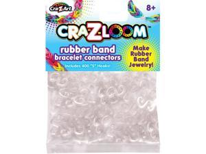 "Cra-Z-Loom 400 count ""S"" clips"