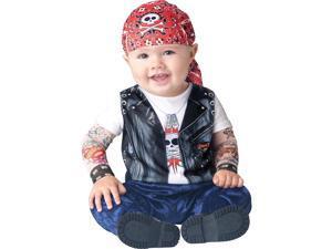 Toddler Biker Gang Costume