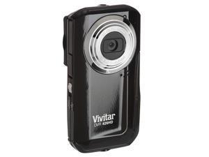 Vivitar 5.1MP DVR 426HD Digital Camcorder - Black
