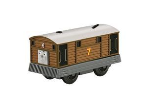 Thomas & Friends Wooden Railway Battery-Operated Toby Engine