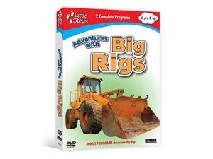 Little Steps: Adventures with Big Rigs DVD