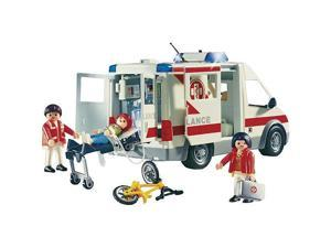 Playmobil Hospital Playset: Ambulance