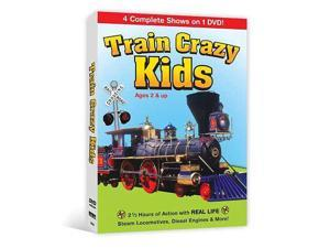 Train Crazy Kids DVD