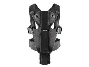 BabyBjorn Baby Carrier Miracle - Mesh, Black