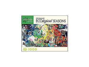 ECOLogical Seasons Jigsaw Puzzle - 1000-Piece