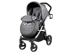 Peg Perego Book Plus Stroller - Pois Grey