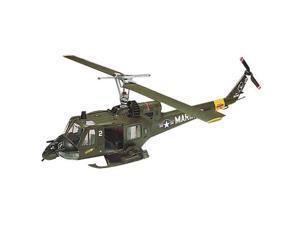 Rev5201 Huey Hog Gunship Helicopter Mo