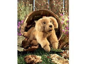 Folkmanis Golden Retriever Puppy Hand Puppet