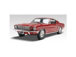 Rev4215 1968 Mustang Gt 2n1 1/25 Revel