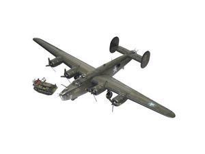 Rev5625 B-24D Liberator Aircraft Model