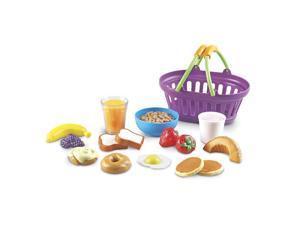 Breakfast Basket 16Pcs 6/ST Multi