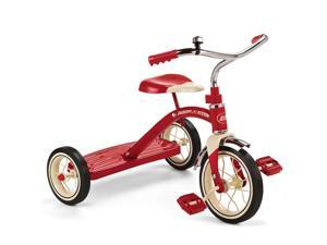 Classic Red 10 inch Tricycle
