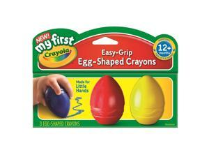 My First Crayola Egg Shaped Crayon