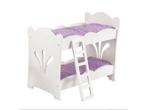 KidKraft Lil' Doll Bunk Beds