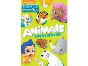 Bubble Guppies: Animals Everywhere DVD