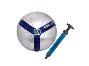 Franklin Sports MLS Premier Soccerball/Pump - Size 3