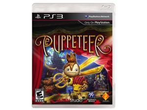 Puppeteer PS3 Video Games
