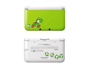 Nintendo 3DS XL Handheld Gaming System Yoshi Edition