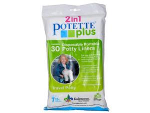 Potette Plus 30 Pack Value Pack Liners