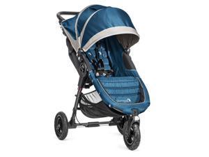 Baby Jogger City Mini GT Single Stroller - Teal/Gray