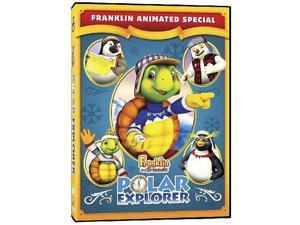 Franklin & Friends Adventure: Polar Express DVD