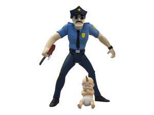 Axe Cop - 4 inch Action Figures Series 1-Axe Cop