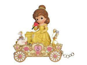 Precious Moments Disney Parade Belle - A Beauty To Behold At Five Years Old