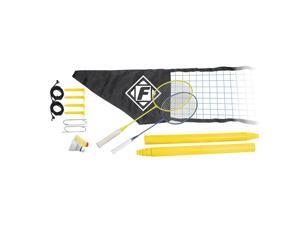 Franklin Sports Easy-Set Badminton