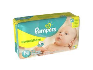 Pampers Swaddlers Newborn Diapers Jumbo Pack - 32 Count