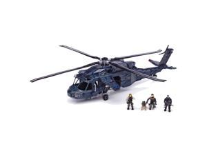 Mega Bloks Call Of Duty Ghosts Tactical Helicopter