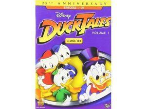 Disney DuckTales Volume 1 3-Disc Set Episodes 1-27