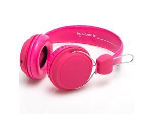 SMS Audio Pink KS-2013-GDIY-ROH KidzSafe Boys DIY Headphones