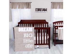 Trend Lab Dream Big Little One - 3 Piece Crib Bedding Set